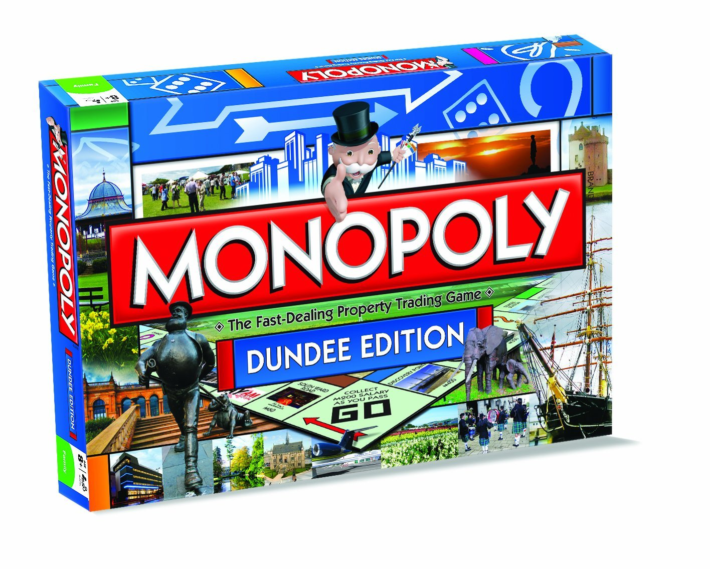 Who's on Board? Waracle Pass Go and Collect Monopoly Square