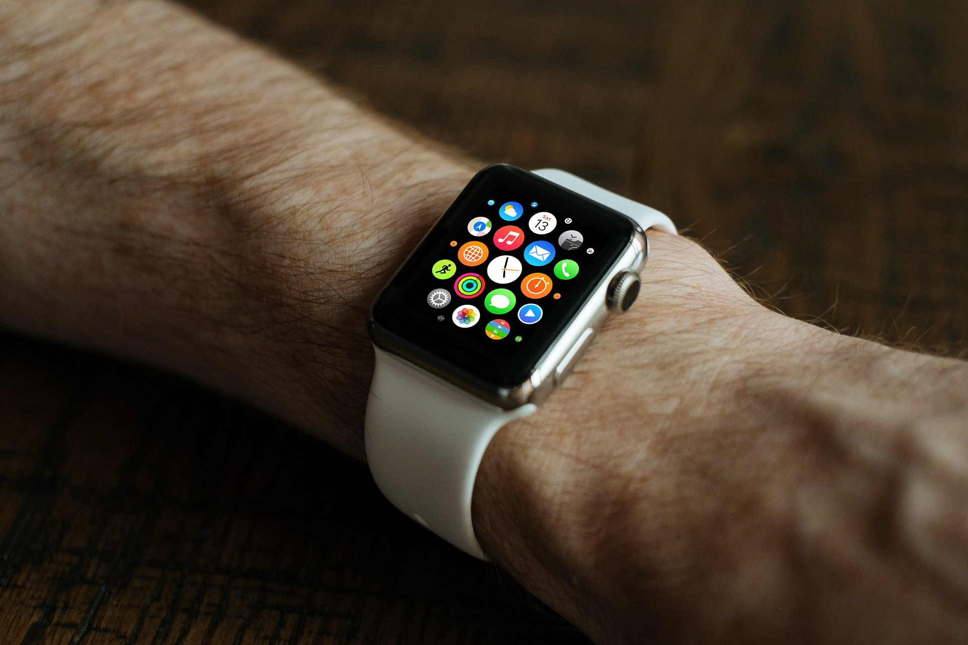 Wearables technology smart watch