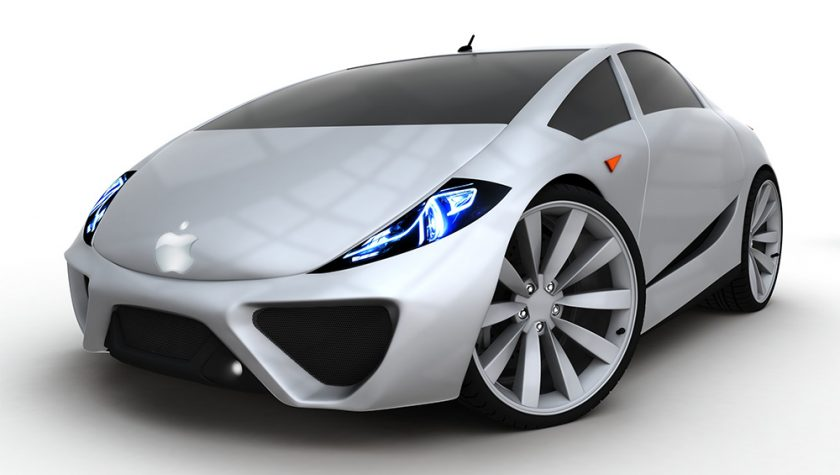 Would You Drive An Apple Car?