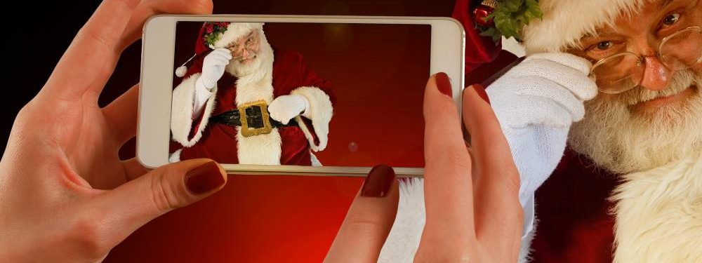 How Santa Could Use Mobile