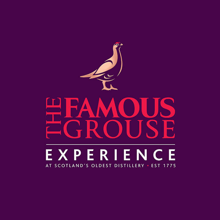 The Famous Grouse Experience logo