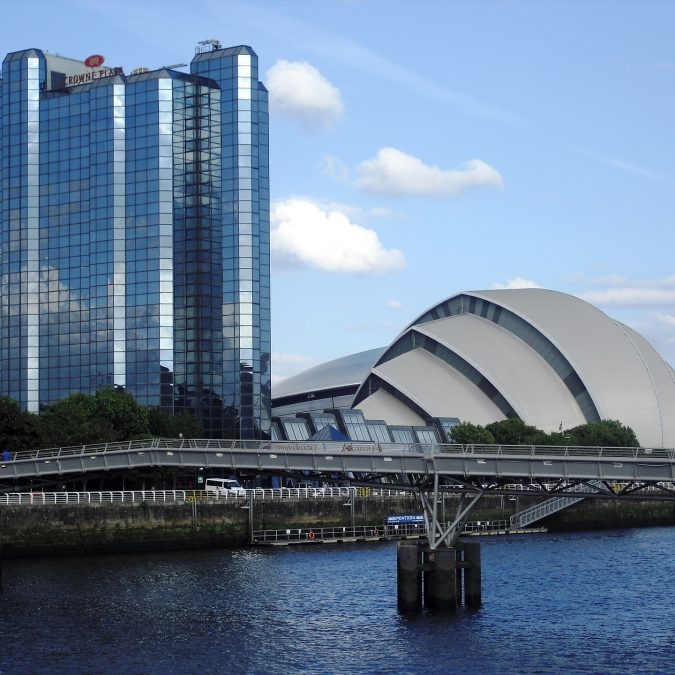 technology driven sectors in Scotland