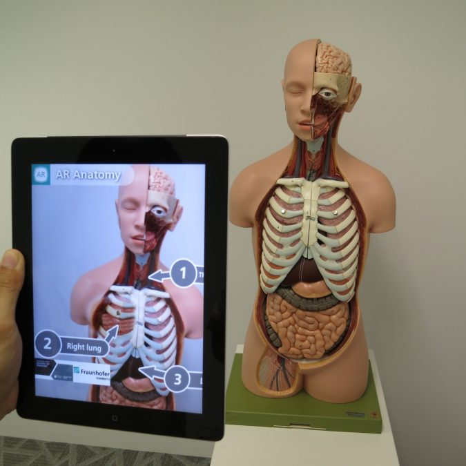 AR Digital Health