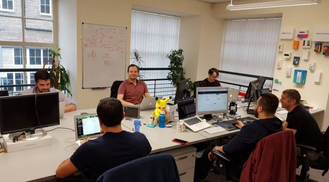Working at Waracle Mobile App Developers