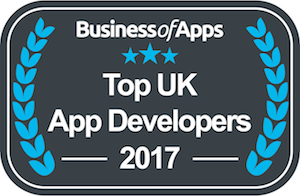 Waracle features in Business of Apps Top UK App Developers 2017