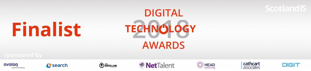 ScotlandIS Digital Technology Awards