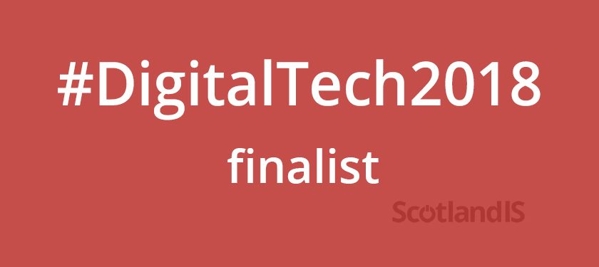 Waracle Shortlisted for Digital Tech Business of the Year | ScotlandIS