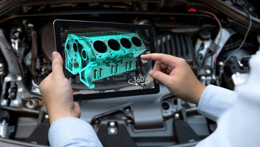 Augmented Reality – The Fourth Industrial Revolution