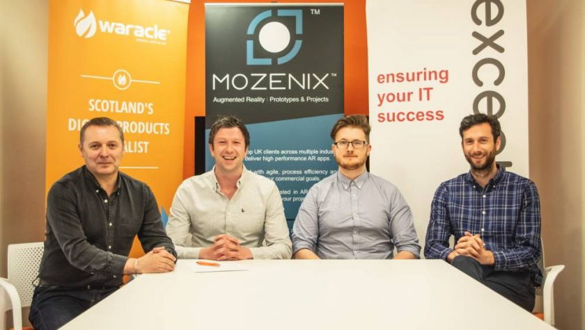 Waracle invest in Augmented Reality startup Mozenix