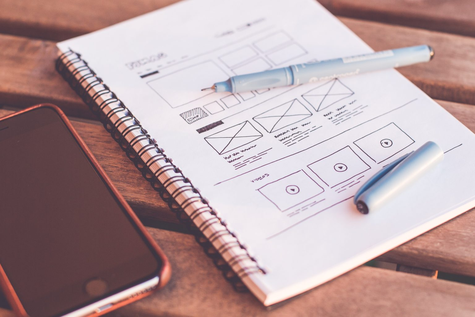 Build a Mobile App: Pt.2 Wireframing