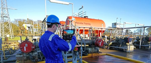 Augmented Reality Technology is already revolutionising the Oil & Gas Sector