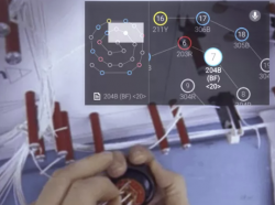 Boeing using AR to support complex wiring requirements