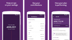 Royal London Pension Mobile Application