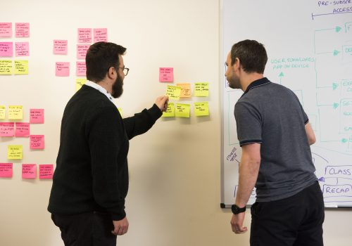 Design Thinking & The Art Of Software Delivery