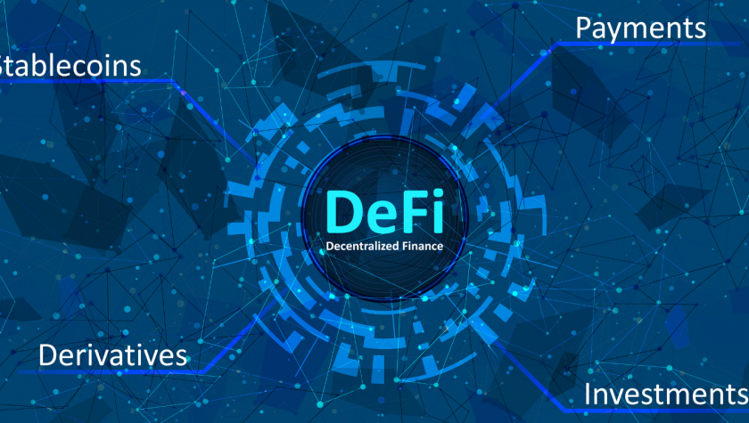 DEFI – Is the future of finance decentralised?