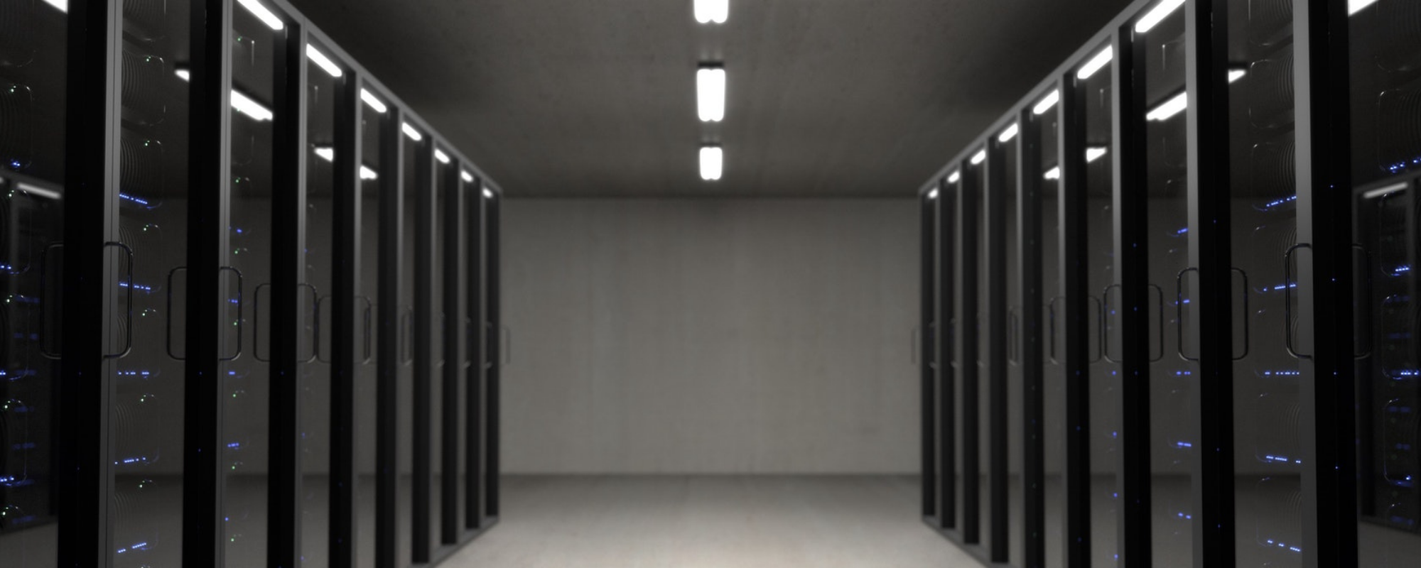 Data centre for robotic process automation