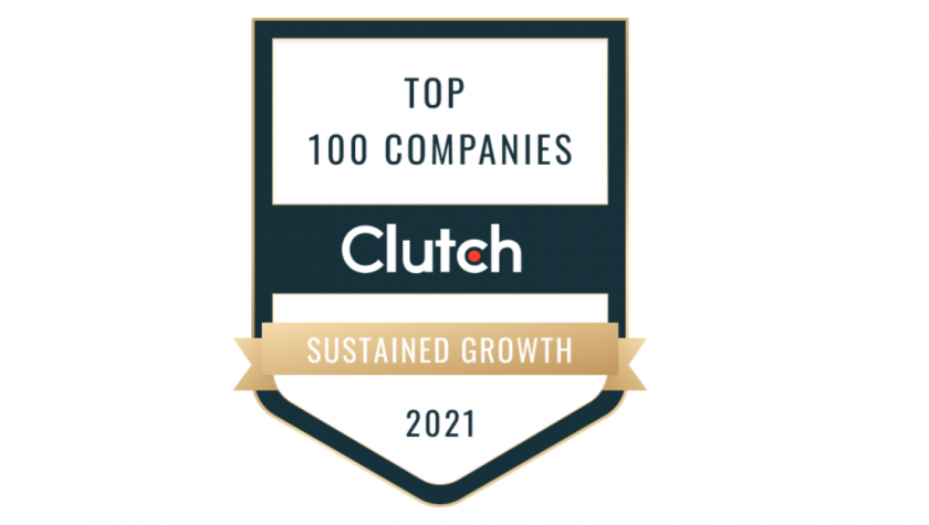 Waracle named as a 2021 Top Sustained Growth Company by Clutch